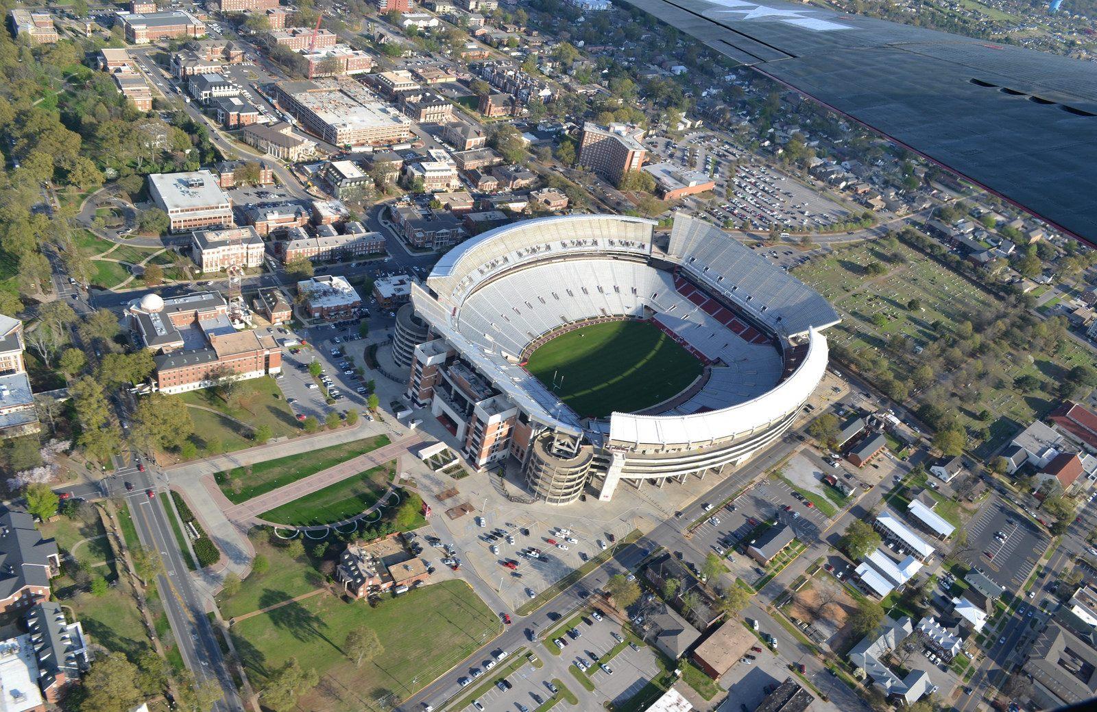 10fc12c1785 Bryant-Denny Stadium – StadiumDB.com
