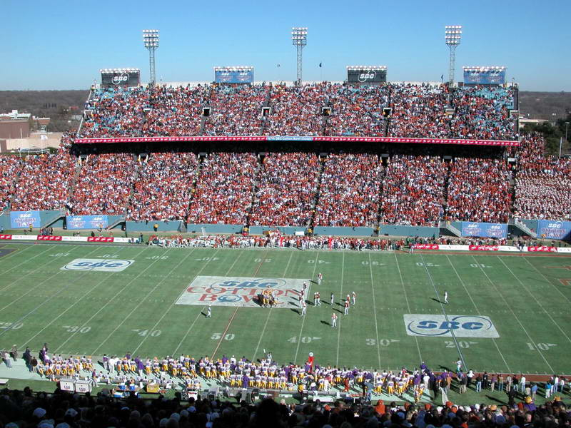 Cotton Bowl – StadiumDB.com