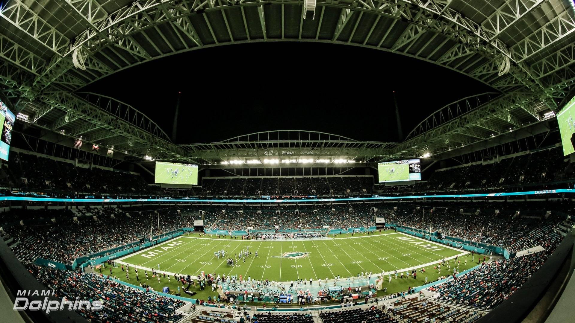 Hard Rock Stadium Dolphins Stadium