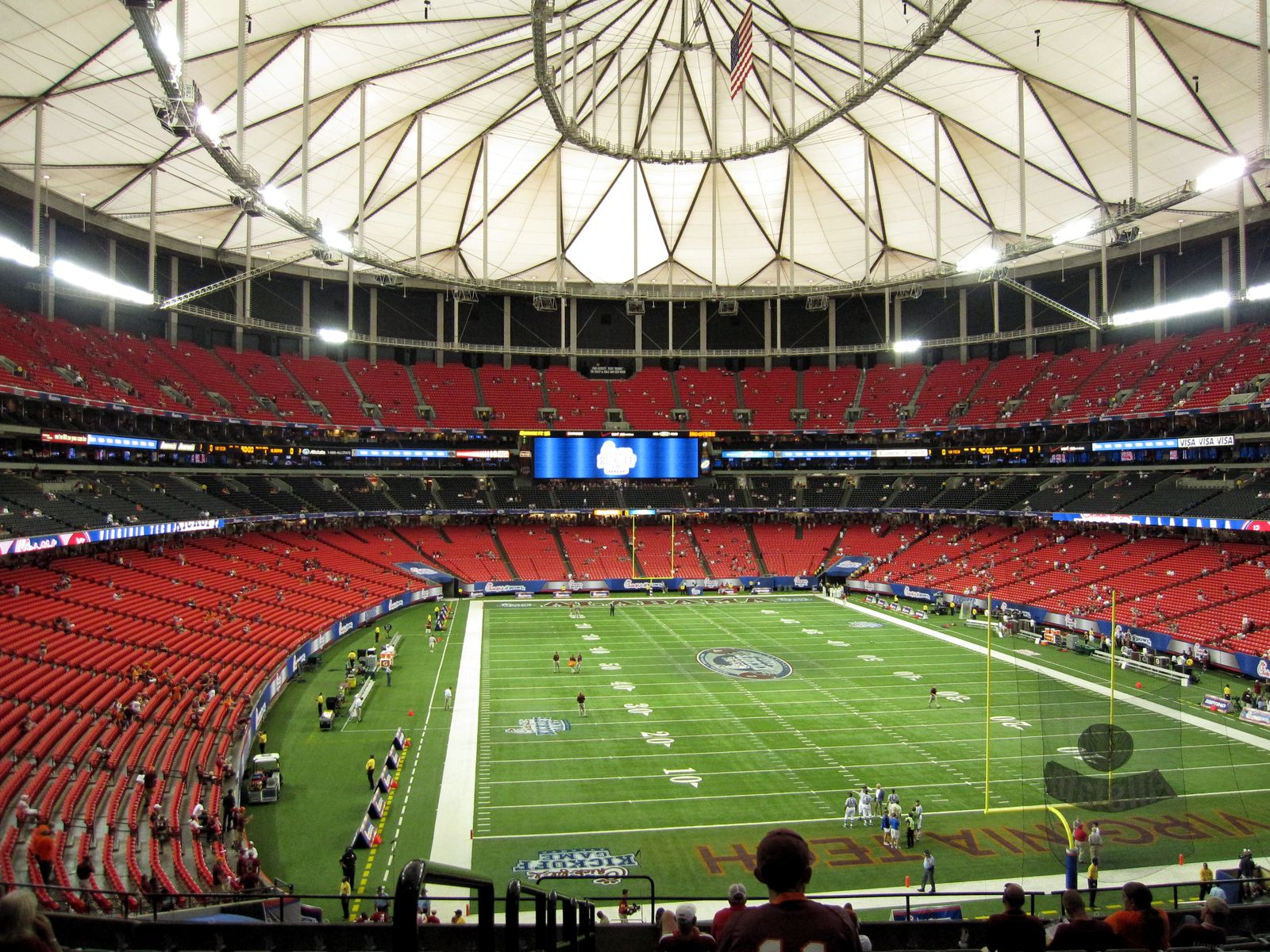 Georgia Stadium Demolition >> Georgia Dome – StadiumDB.com