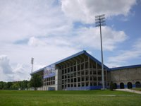 University of Kansas Memorial Stadium