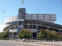 Liberty Bowl Memorial Stadium