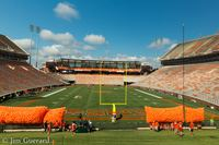 Frank Howard Field at Clemson Memorial Stadium