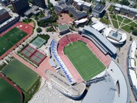Carson Field at James Gamble Nippert Stadium
