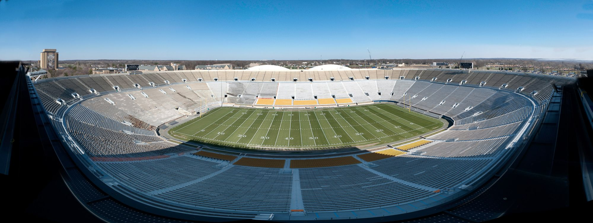 Notre Dame Stadium – StadiumDB.com