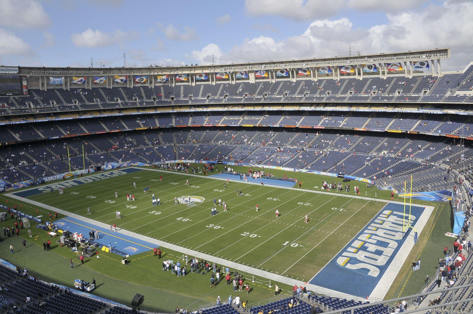 Qualcomm Stadium Bing Images