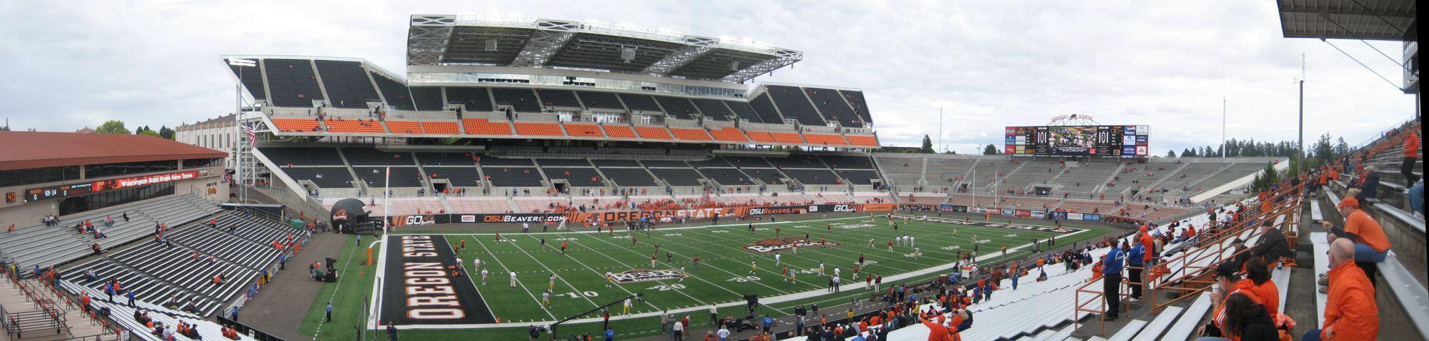Reser Stadium Stadiumdb Com