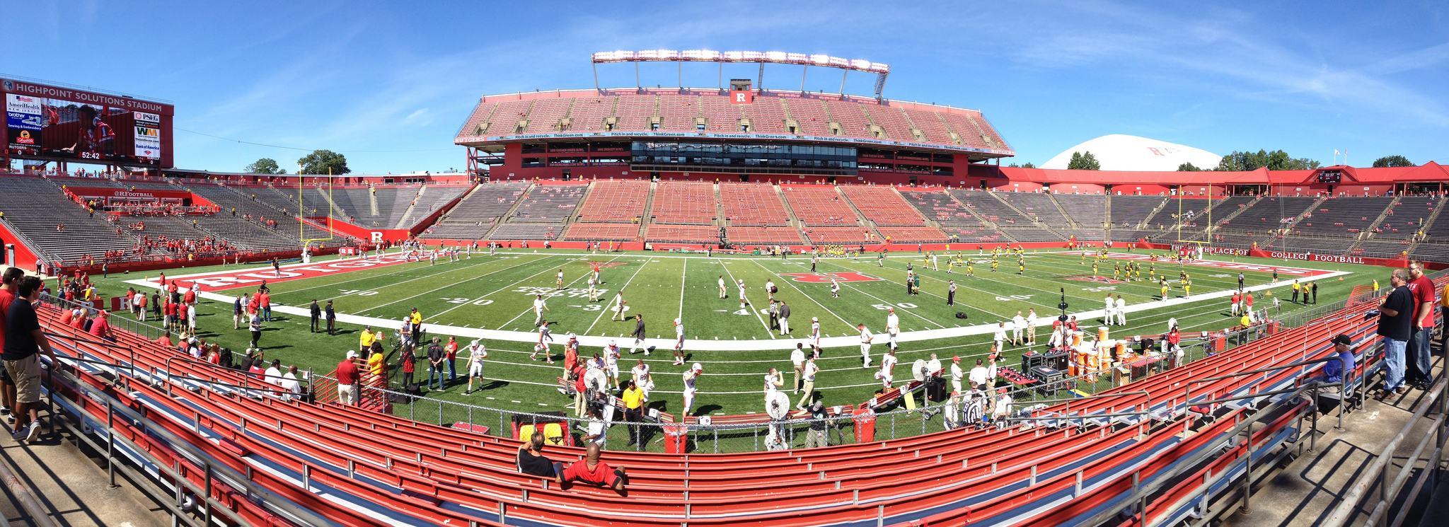 SHI Stadium (Rutgers Stadium) – StadiumDB.com