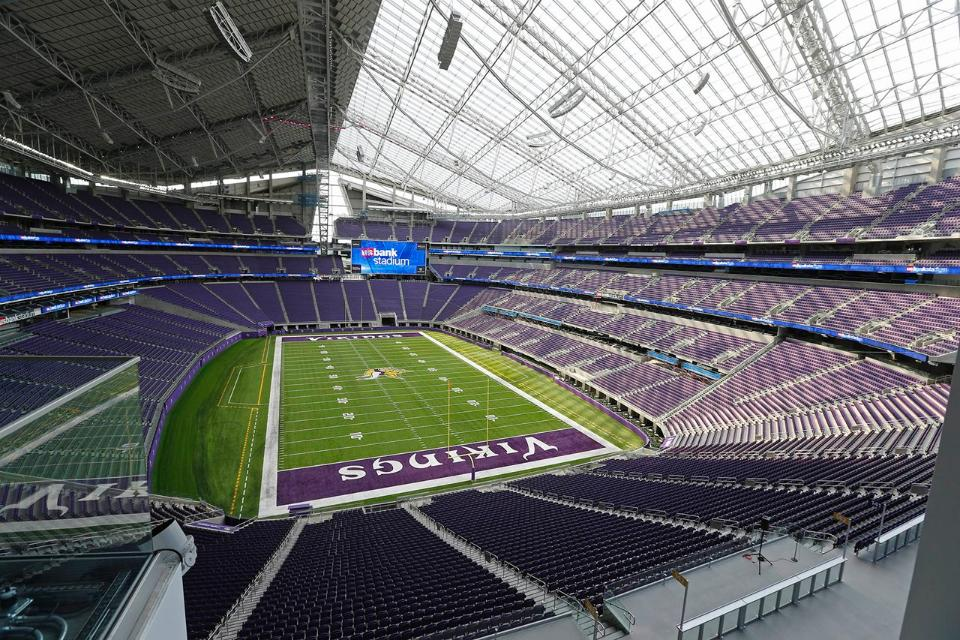 U S Bank Stadium Vikings Stadium Stadiumdb Com