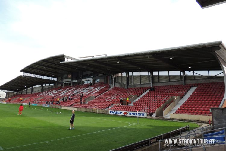 Take Over Lease >> Racecourse Ground – StadiumDB.com