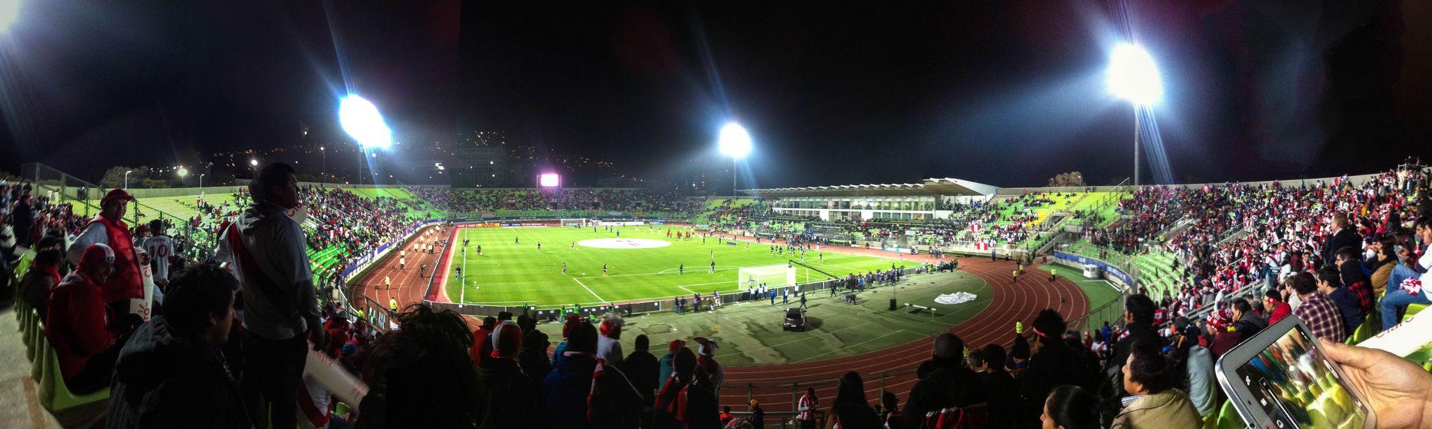 Copa América 2015 Estadio Elas Figueroa – StadiumDB