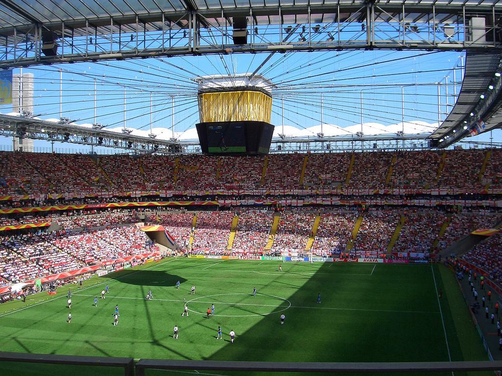World cup 2006 fifa world cup stadium frankfurt for Game design frankfurt