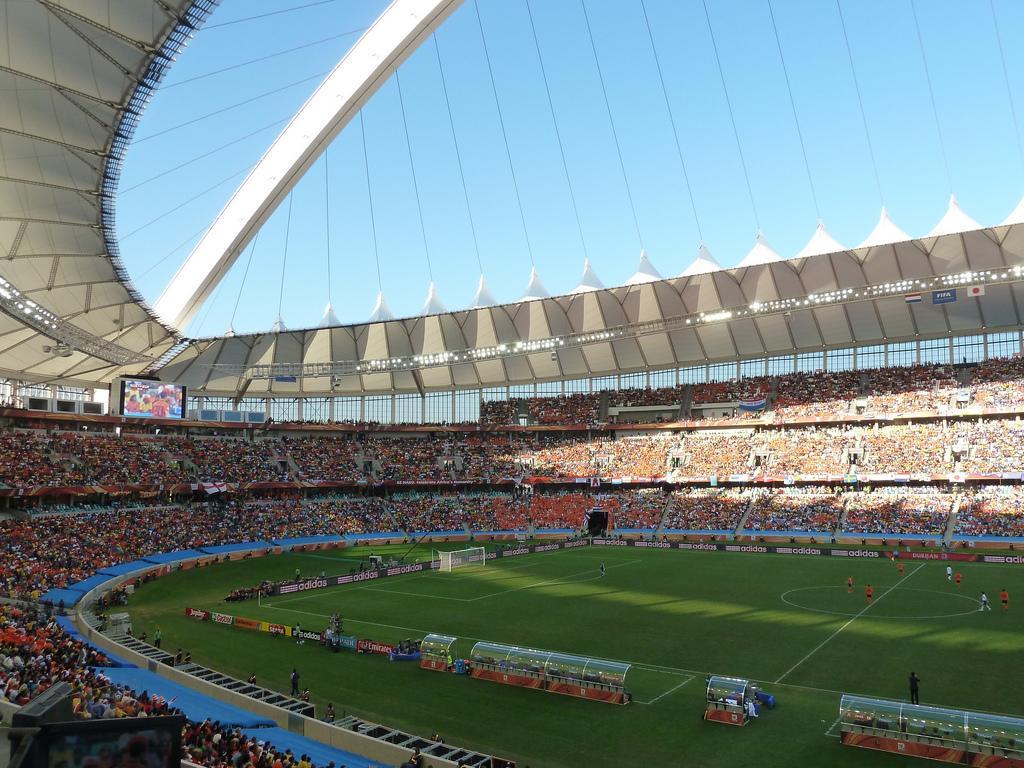 Moses mabhida stadium tenders dating